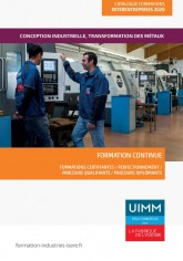 Catalogue inter industrie