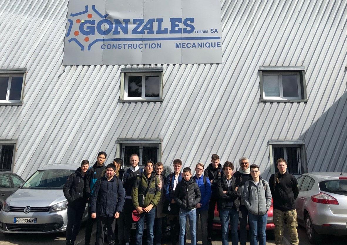 Visite de Gonzales