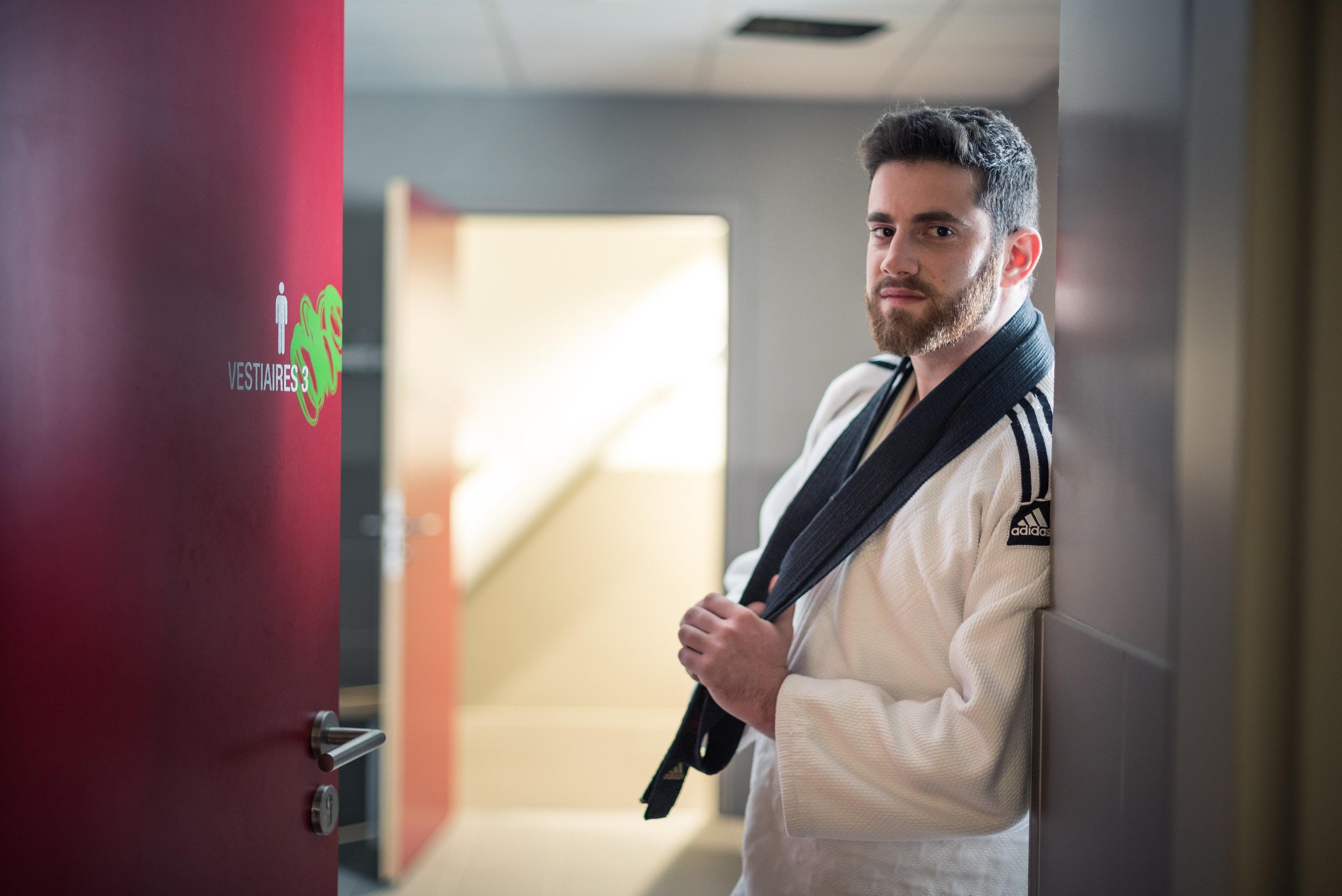 Formation Chaudronnerie soudage judo #JeFabriqueMonAvenir