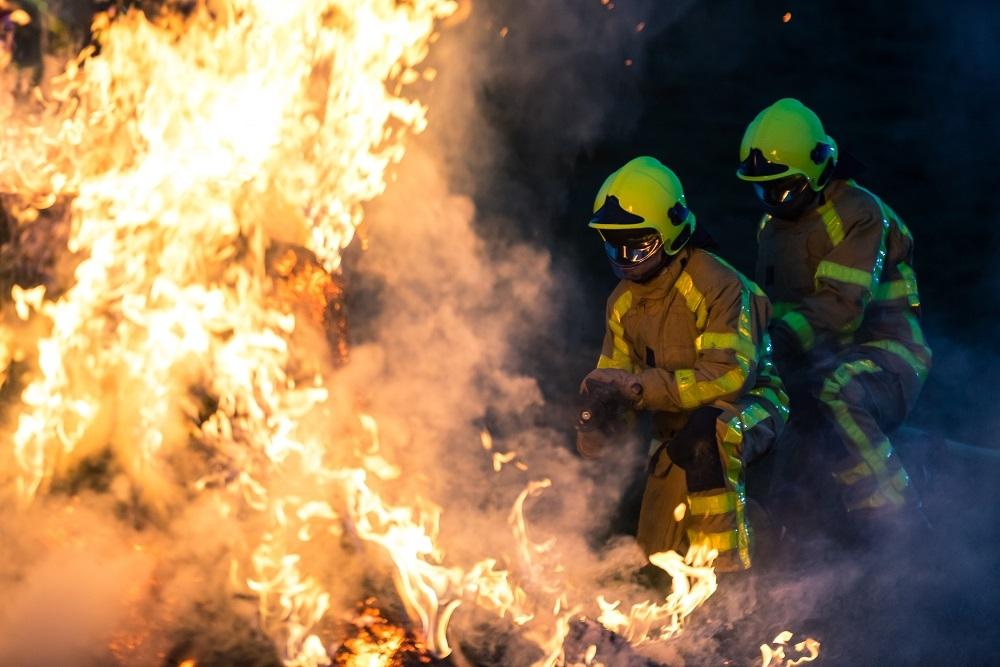 Informatique Réseaux Industrie Alternance Apprentissage Pompier #JeFabriqueMonAvenir