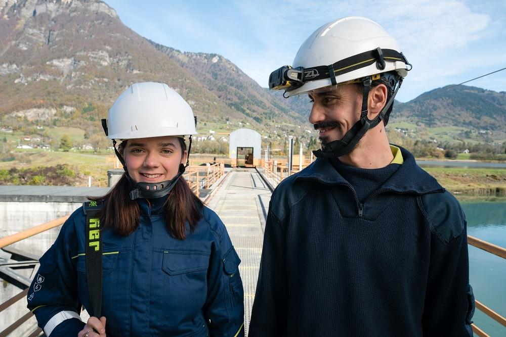 Electrotechnique Industrie Alternance Apprentissage #JeFabriqueMonAvenir