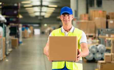agent logistique