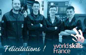 Qualifications Worldskills Isère