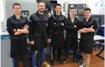 worldskills pole formation isere TU