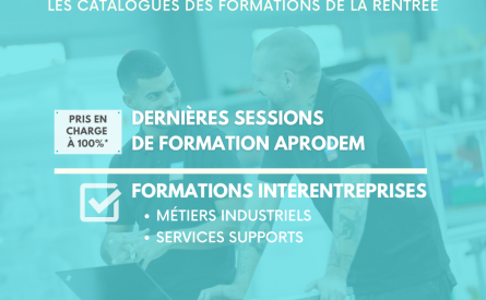 Catalogues formation pole formation isere